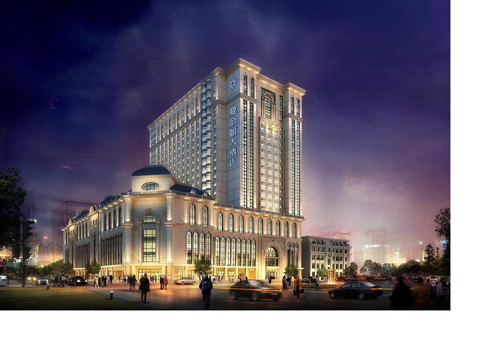 钦州曼哈顿酒店工程
